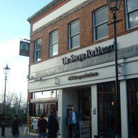 A pub called The Sweyn Forkbeard