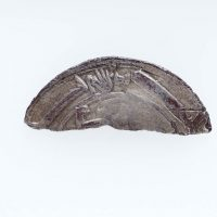 Abbaisd Dirham from Madinat al-Salam mint found at Torksey, Lincolnshire. © The Fitzwilliam Museum, Cambridge