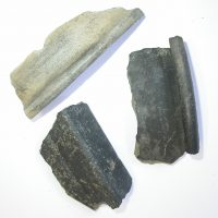 Early medieval pottery from the Magistrates Court site, Derby. (c) Derby Museum and Art Gallery