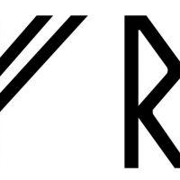 Alfrun written in runes