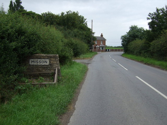 Misson sign
