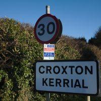 Croxton Kerrial sign