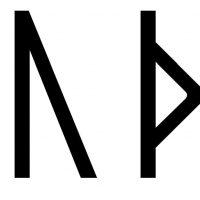 Gyda written in Viking Age runes (Group A)