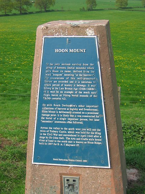 Hoon Mount