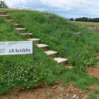 Ab Kettleby service sign