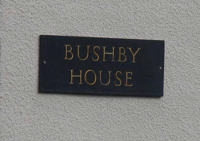 Bushby House