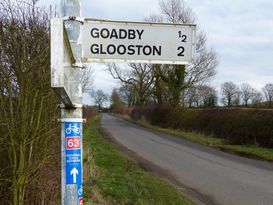 Goadby signpost